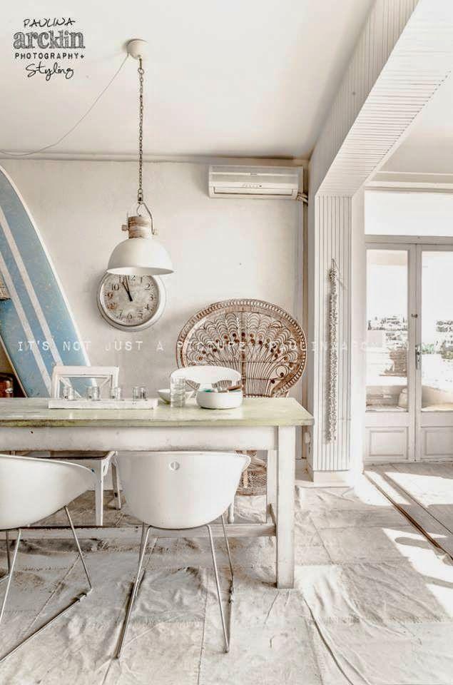 Linea R: La magia de la luz en una casa de Mallorca