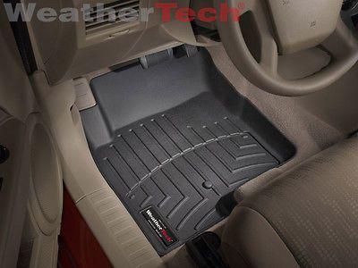 WeatherTech® Floor Mats FloorLiner for Jeep Patriot - 2007-2015 - Black