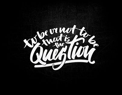 """Check out new work on my @Behance portfolio: """"question"""" http://be.net/gallery/44787579/question"""