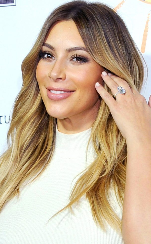 engagement inspirations celebrity at the future miadonna of oscars rings with