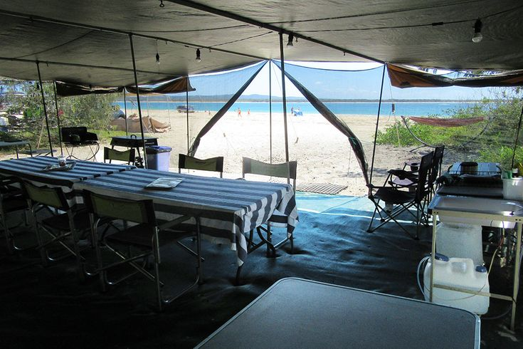 Rainbow Beach Ultimate Camping