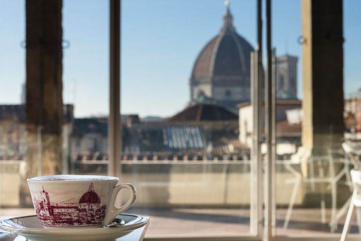 Coffee With a View (Caffè del Verone, Museo degli Innocenti)