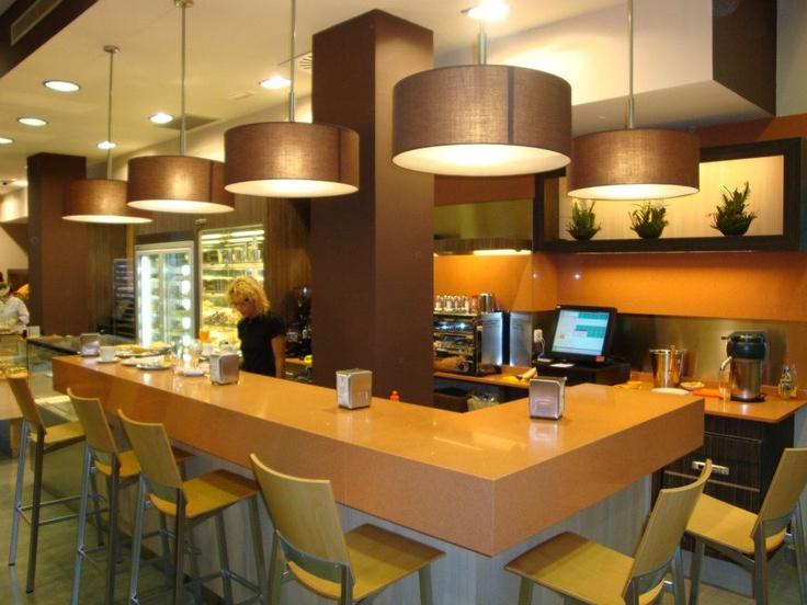 Diseño de @rochinadecor para Pastelería Dioni. Huelva
