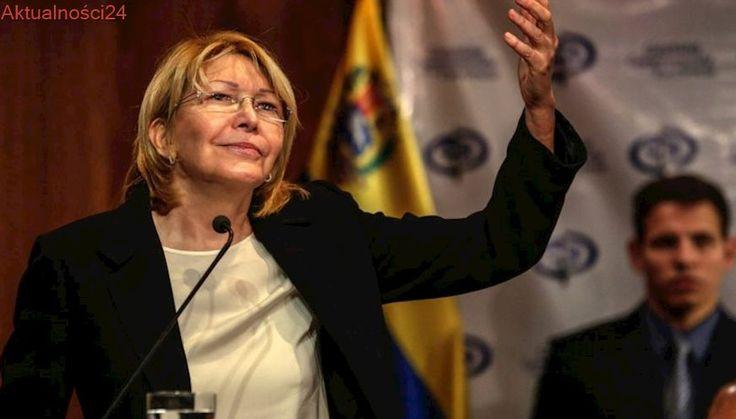 Sędziowie dostali azyl, była prokurator oskarża prezydenta. Maduro się odgraża