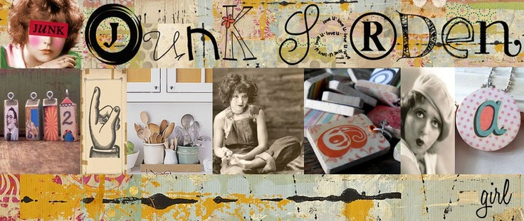 Junk Garden - beautiful table and decorating designs and photos