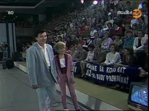 Karel Gott a Darina Rolincová - Zvonky štěstí - YouTube