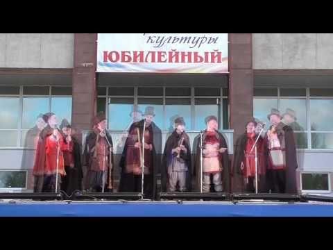 Московский Хор Рожечников Меж крутых бережков