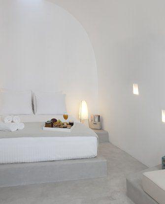 Anemolia Villa's bedroom.