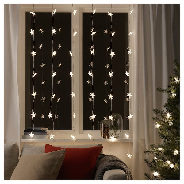 CHRISTMAS 200//400 WARM WHITE LED STRING XMAS CHASER LIGHTS PARTY GARDEN W TIMER