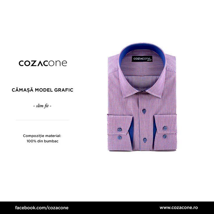 Noile modele de cămăși din magazinele noastre sunt gata să îți complimenteze ținutele de sezon rece. Vezi câteva dintre ele aici: http://www.cozacone.ro/produse/?cat=camasi