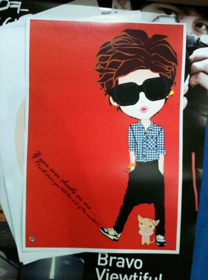 """Poster fanART """"SungYeol"""""""