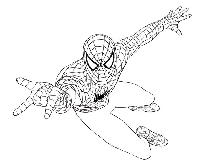 Best 25 How To Draw Spiderman Ideas On Pinterest