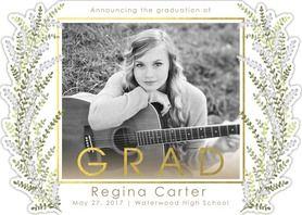 2017 Graduation Announcements & Graduation Invitations