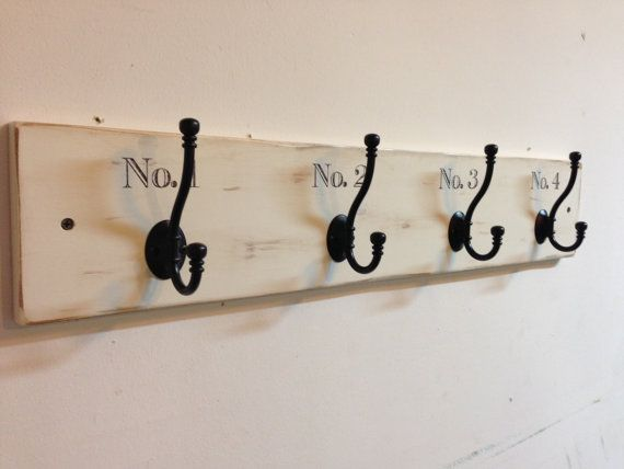 wall coat hook rack 2