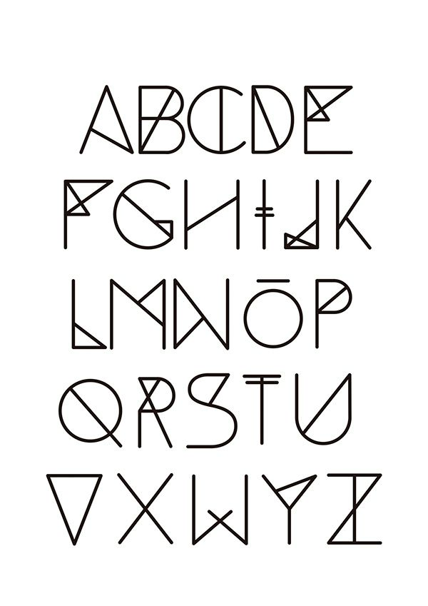 Parley free font uppercase