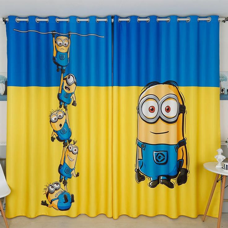 Kid's Curtains Tag a friend who would love this!  FREE Shipping Worldwide Get it here ---> https://minionsworld.com/kids-curtains/  #minionfanart #smile #minions  #minionsworld #banana #minionslove  #minionsmovie #minionsrule #minionscake #minionsstyle  #minionsparty  #minionmovie #minionmoments
