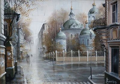 Moscow  - Alexander Starodubov