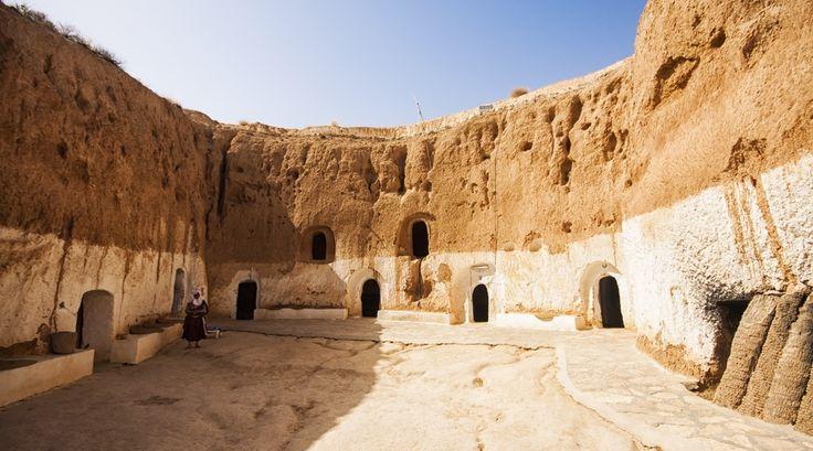 Circuit Les Traces Berberes :: New Look Travel Agence de voyage en Tunisie
