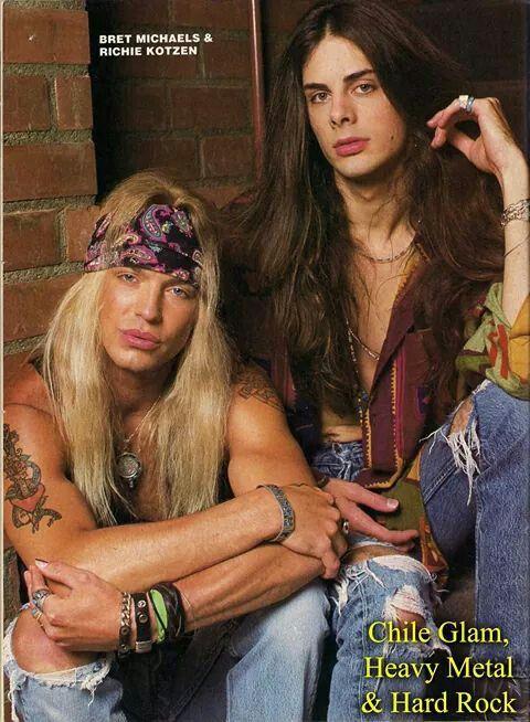 Poison best days - Bret Michaels & Richie Kotzen