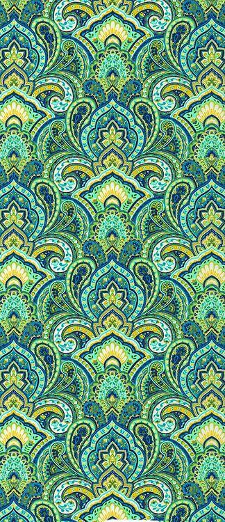 ☮ American Hippie Art ☮ Pattern Design Background