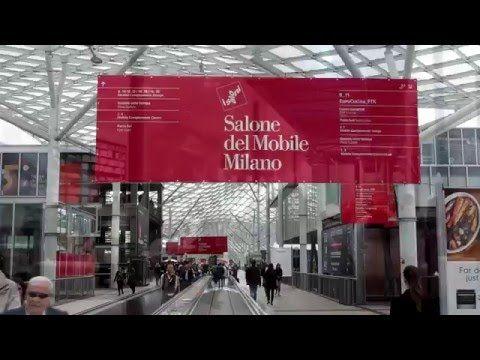Salone del mobile 2016 - YouTube
