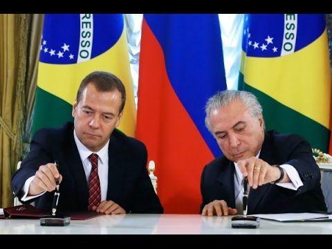 Первые результаты импортозамещения. Россия-Бразилия. Диссертации и вузы