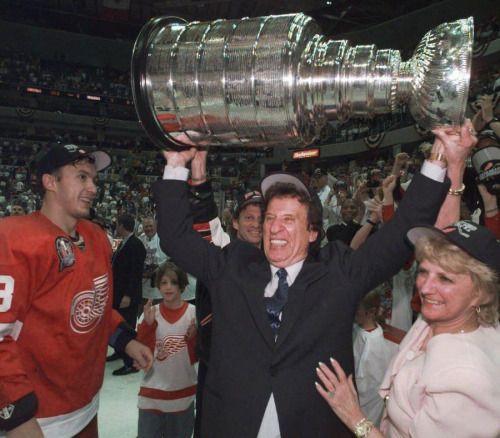 Fallece Mike Ilitch dueño de los Tigres de Detroit -...