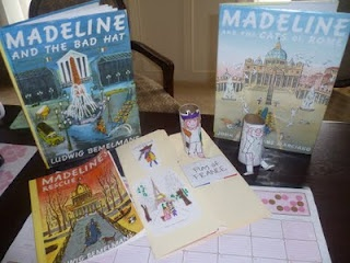 """""""Madeline"""" Unit and Lapbook"""