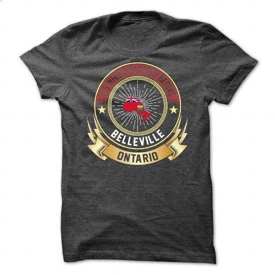 Belleville, Ontario - #polo t shirts #geek t shirts. I WANT THIS => https://www.sunfrog.com/States/Belleville-Ontario-92149222-Guys.html?60505