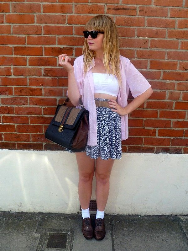 bandeau tops outfit | Bandeau Outfits