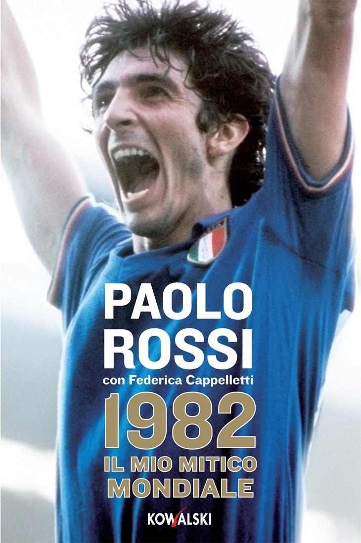 Paolo Rossi #20- Italia - MVP - 1982 #FIGC
