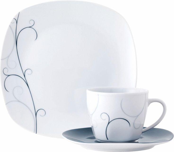 Kaffeeservice »VITA« weiß, spülmaschinengeeignet, VAN WELL Jetzt bestellen unter: https://moebel.ladendirekt.de/kueche-und-esszimmer/besteck-und-geschirr/geschirr/?uid=e7a91045-2091-5827-8e34-f7cc3c51898a&utm_source=pinterest&utm_medium=pin&utm_campaign=boards #geschirr #kaffeeservice #kueche #esszimmer #besteck