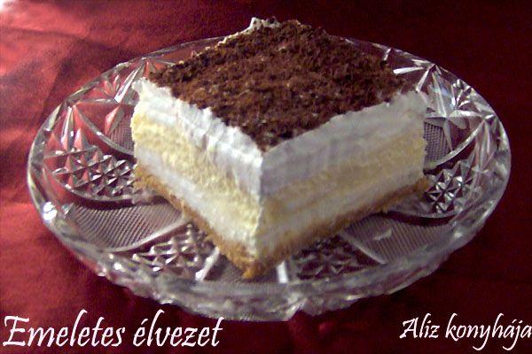 Aliz konyhája - minden recepthez fázisfotók - G-Portál