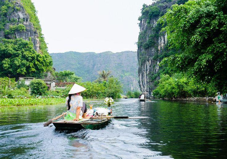 Den berømte Mekongflod og det imponerende Mekong Delta må du ikke gå glip af!
