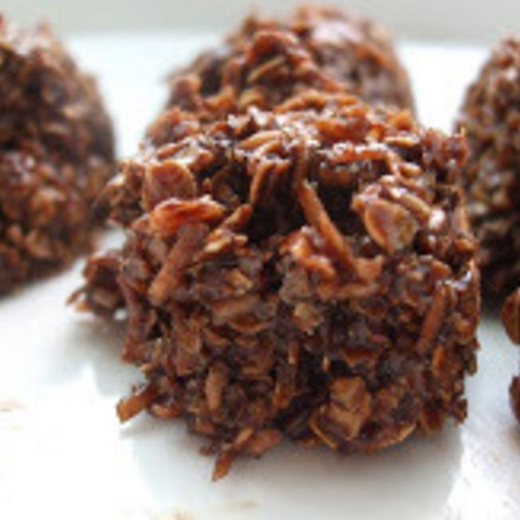 Chocolate Coconut Haystack Cookie Recipe