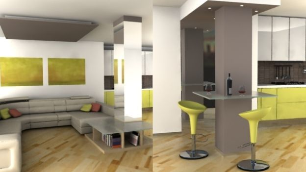 26 best images about pilastri luci design on pinterest for Idee per arredare un salone