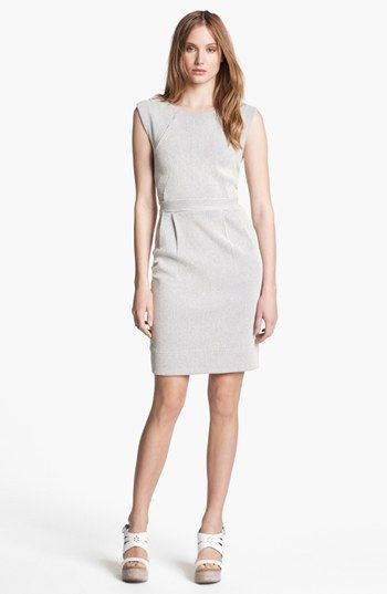 MARC BY MARC JACOBS Cotton Sheath Dress | Nordstrom