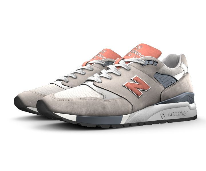 Set the trend in a style all your own. The 998 is a retro look with a modern attitude - and it's arguably one of the most trendsetting silhouettes in our iconic 990 series. Mix and match mesh and premium suede to keep it classic, or give it a fresh look. The 998 fashion trend is all yours.   Need them fast? Order by 4 pm ET and select UPS Express Shipping at checkout for delivery in as fast as 2 business days.