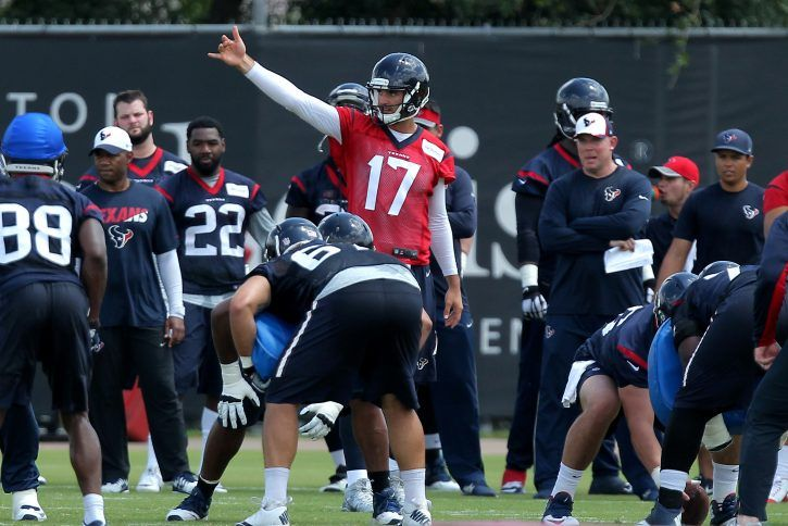 Texans Preseason Week Two Focal Points