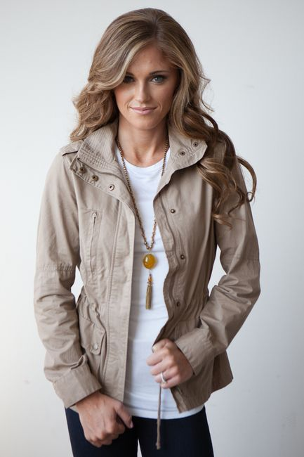Best 25+ Tan jacket ideas on Pinterest