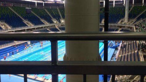Assento de R$ 80 para Rio-2016 tem grade e coluna de metal na frente - CGN - O maior portal de notícias em vídeo de Cascavel.