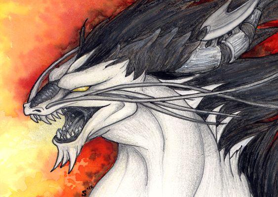 ACEO/ATC: Rage by Samantha-dragon.deviantart.com on @DeviantArt