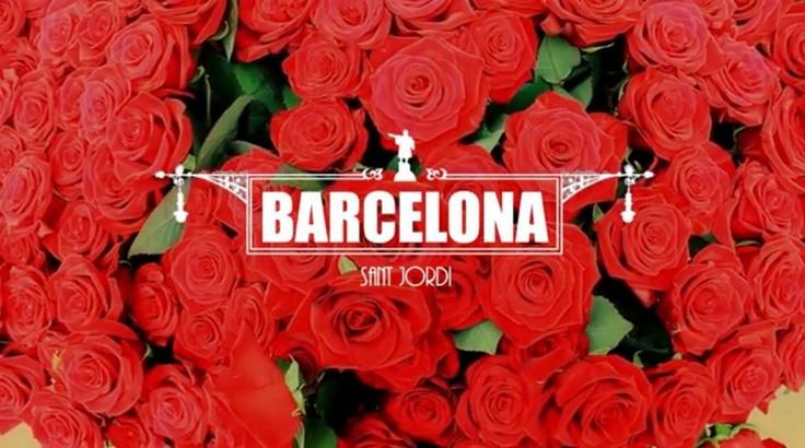 Sant Jordi & Barcelona