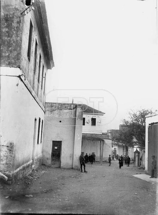 REBET CAFE: Οι Φυλακές της Παλιάς Στρατώνας, στο Μοναστηράκι, σε φωτογραφίες του Πουλίδη από τα 1927