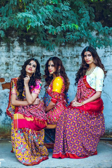 South-Indian silks are just the thing we needed to see to brighten up a dull Friday. So when we spotted this impeccable styled shoot by: Who Wore What When (run by two effervescent bloggers, Pranay Jaitly and Shounak Amonkar) we knew we...