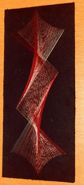 Straight Line String Art : Best string art images on pinterest diy