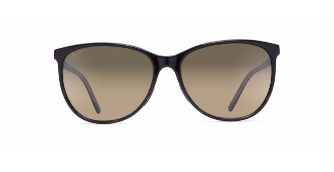 Maui Jim Women's Ocean Sunglasses in Tortoise w/ Peacock