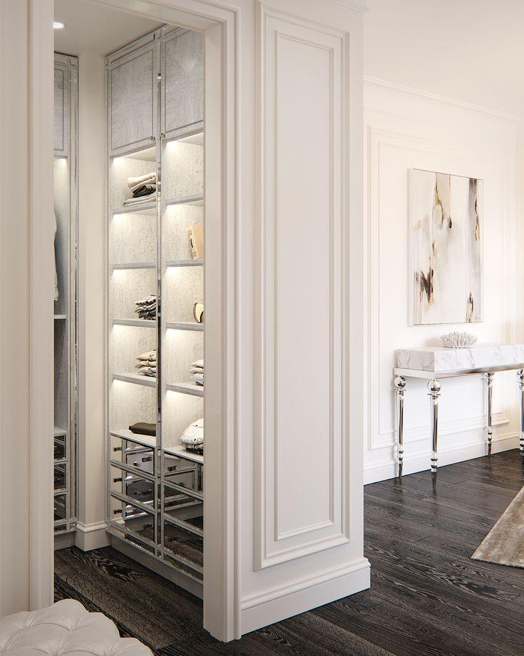 1,152 отметок «Нравится», 11 комментариев — Студия дизайна BALCÓN (@balcon.studio) в Instagram: «Функциональная и изящная гардеробная комната. Пишите и звоните в whatsapp: +7 915 778-77-34 / +7…»