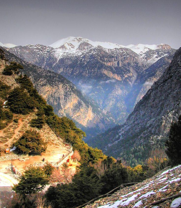 Best Secret Places Crete: 107 Best GREECE SNOW Images On Pinterest
