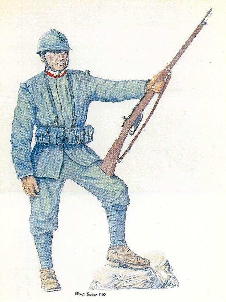 """Regio Esercito - FANTE DEL 152° REGGIMENTO """"BRIGATA SASSARI"""" (1915-1918)"""